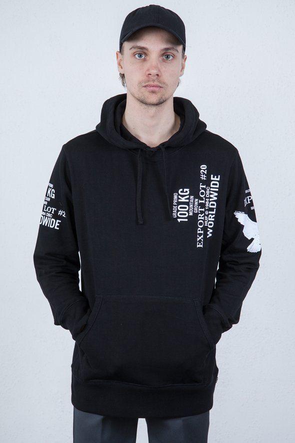 HUF - Export Pullover Hood