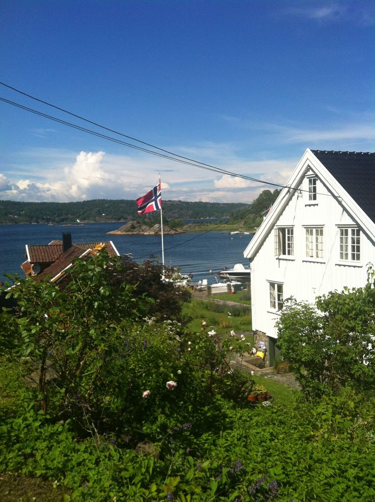 Lyngør, Norway  Southern part of Norway.Beautiful place during the summer