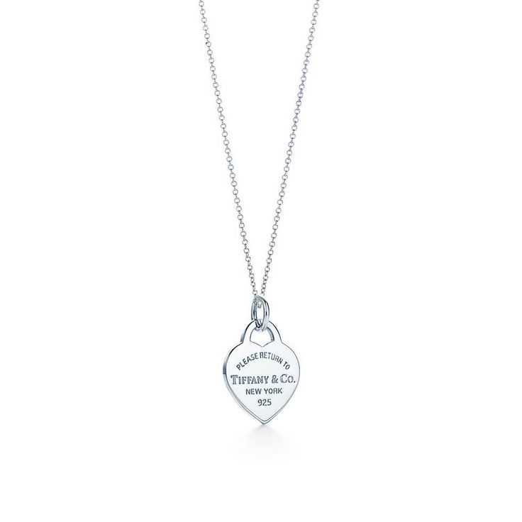 Return to Tiffany™ medium heart tag on a bracelet in sterling silver, medium. Dear Santa, I have been really good this year.....