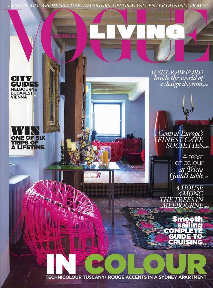 Vogue Living NovDec 2010 Covers