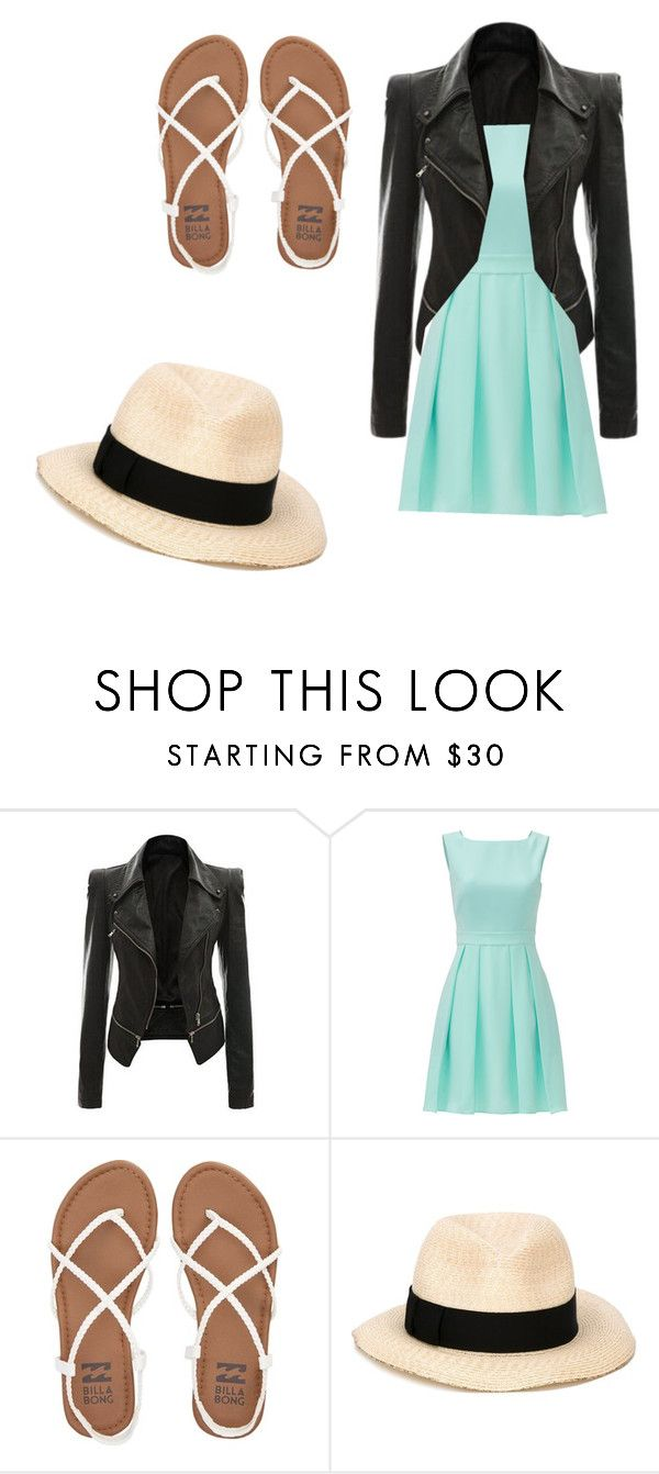"""""""Mother's Day brunch"""" by kennedyk22-1 ❤ liked on Polyvore featuring Kate Spade, Billabong and Eugenia Kim"""