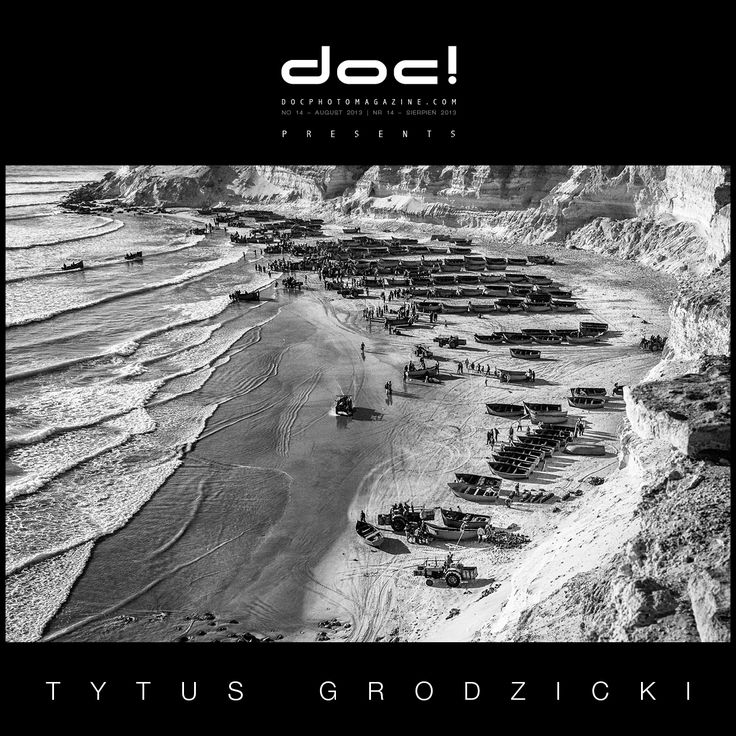 "doc! photo magazine presents: ""Fishes"" by Tytus Grodzicki, doc! #14, pp. 187-209"