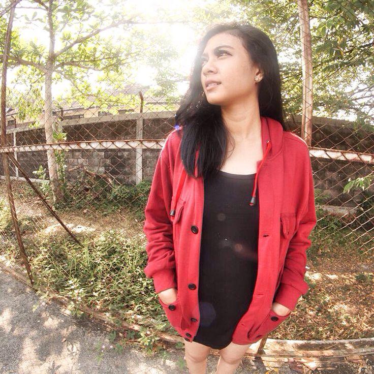 ELPARKA - MAROON #jacket #parka