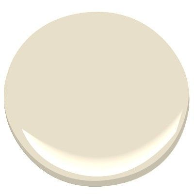 Benjamin Moore Natural Wicker: a soft, creamy neutral without reading too yellow
