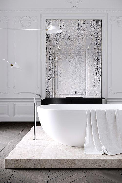 Parisian Apartment|  by Jessica Vedel