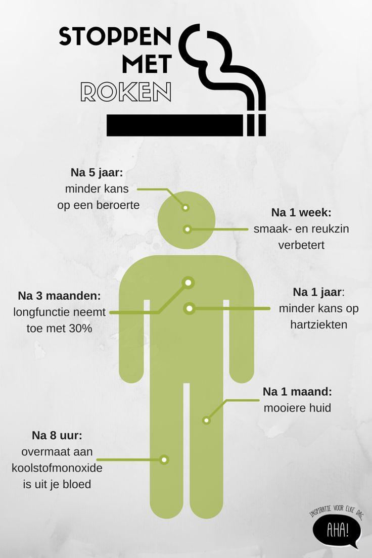 #adviseren #stoppen met roken # roken is slecht