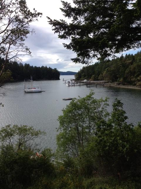 Boot Cove, Saturna Island British Columbia