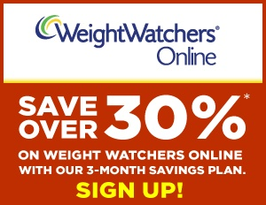 Weight Watchers On Line....save on membership and get coupons, too