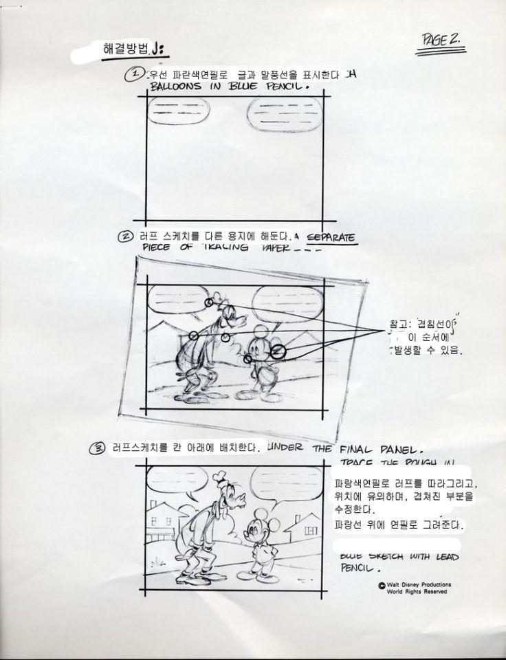 디즈니 만화그리기 기초 : 네이버 블로그