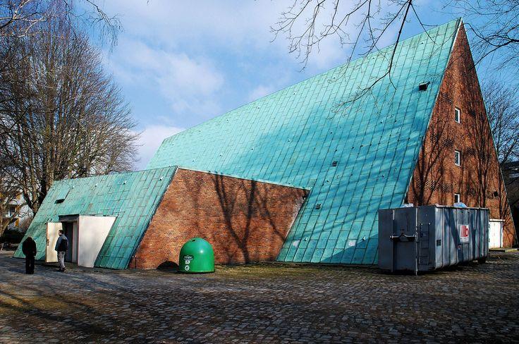 Akademie der Künste, Studio von Süden, Berlin