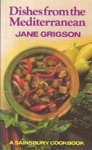 Dishes from the Mediterranean, Jane Grigson