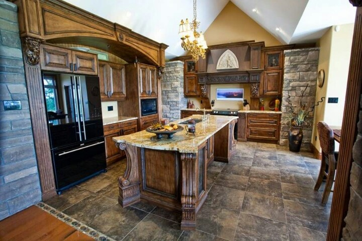 42 Best Images About Dream Dining Rooms And Kitchens On: 34 Best Castle Kitchens Images On Pinterest