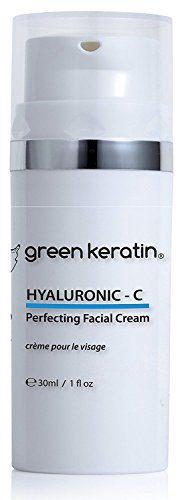 Hyaluronique – C Creme Beauté pour visage * Acide hyaluronique * Vitamine C 30 ml: Cet ultra-hydratant, crème pour le visage de luxe…