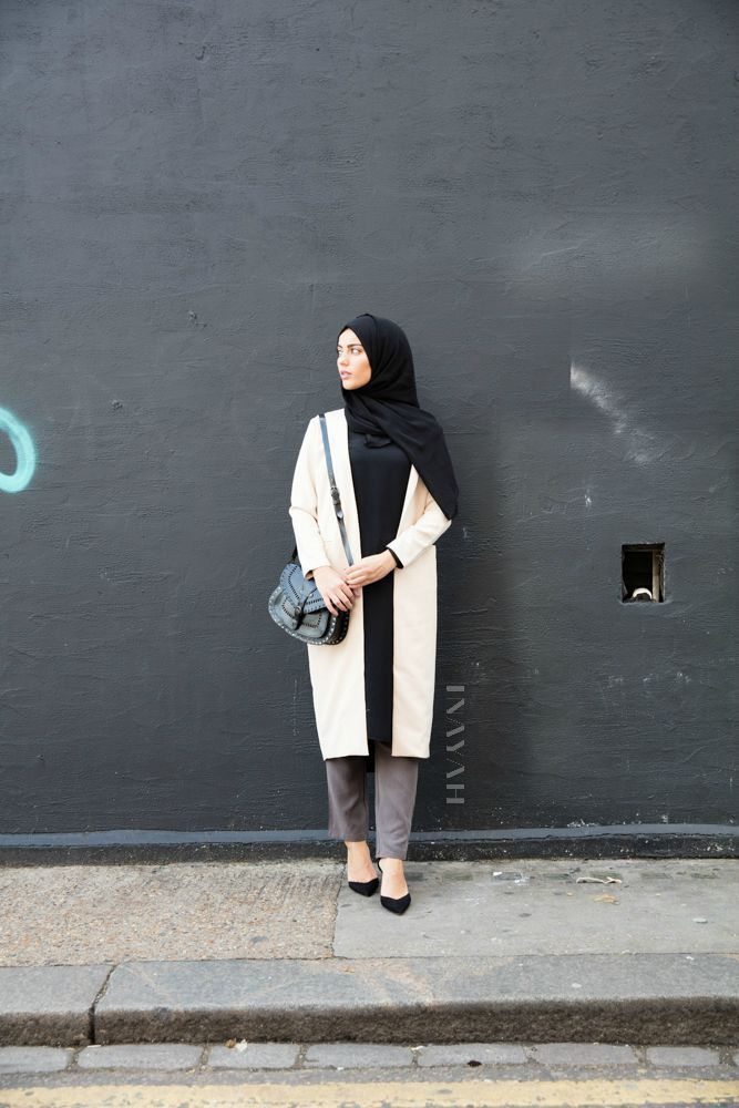 INAYAH | Modest work wear look #Modestfashion