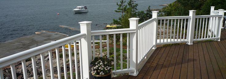 Bilderesultat for rekkverk terrasse