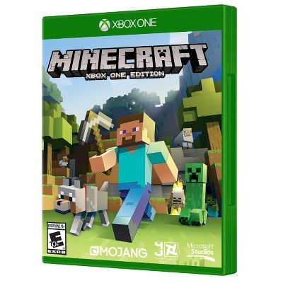 Minecraft (Xbox One), Video Games