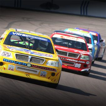 Feel the thrill of riding around a real racetrack in a real stock car at speeds well over 100 mph at the Auto Club Speedway in Fontana.