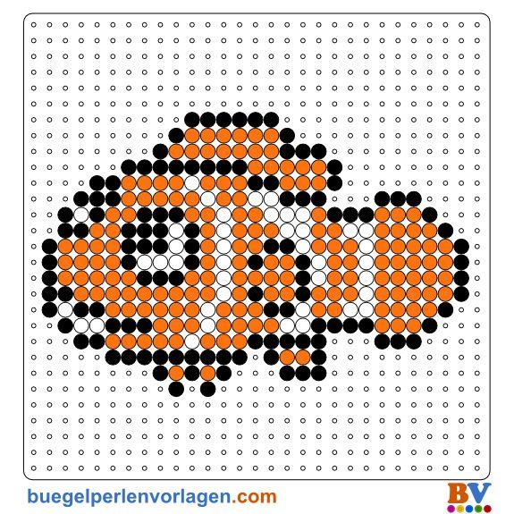 Bügelperlen Vorlage Nemo http://mistertrufa.net/librecreacion/culturarte/?p=12