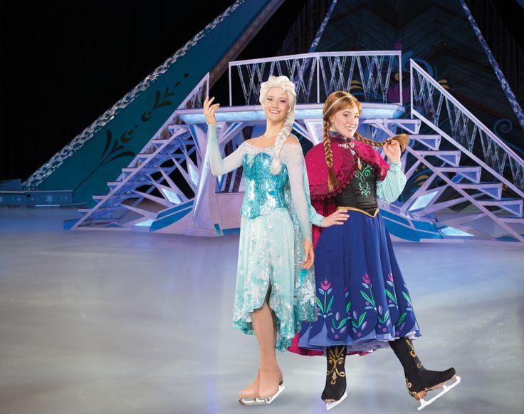 Enter a fantastical winter wonderland beyond imagination at Disney On Ice presents Frozen Presented by Stonyfield YoKids Organic Yogurt.