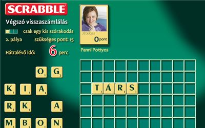 Scrabble Facebook game with more 14.000 fans http://www.senswerk.hu/referenciak/?sw_19_item=85#Scrabble+Facebook+j%C3%A1t%C3%A9k