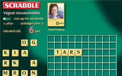 Scrabble Facebook game with more 14.000 fans http://www.senswerk.hu/referenciak/?sw_19_item=85#Scrabble+Facebook+j%C3%A1t%C3%A9k