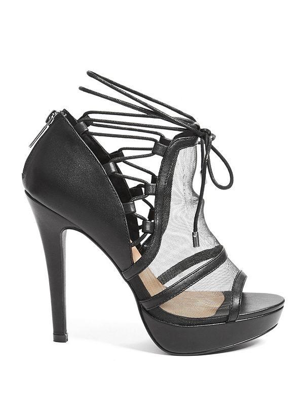 d4350d9da81 Affy Mesh Platform Heels