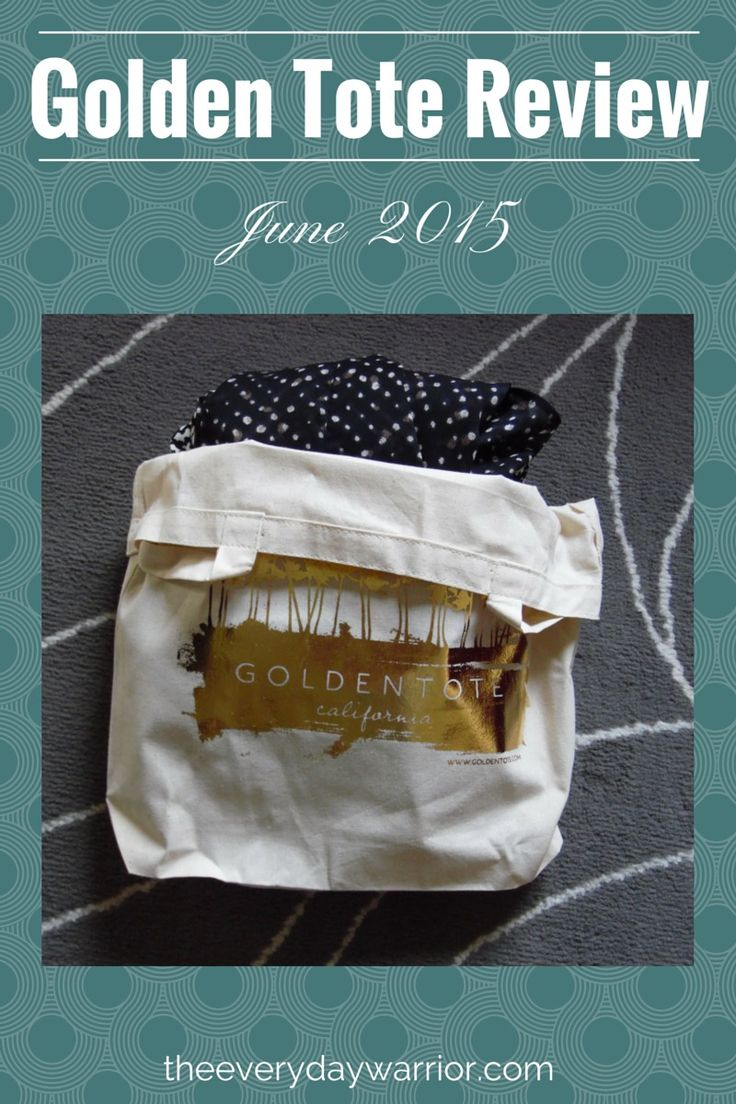 Golden Tote Review - June 2015