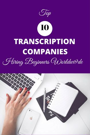 get paid to transcribe books