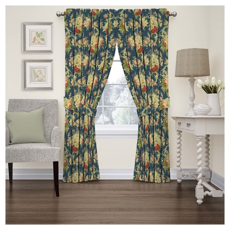 25 Best Ideas About Waverly Curtains On Pinterest Waverly Valances No Sew Curtains And Diy