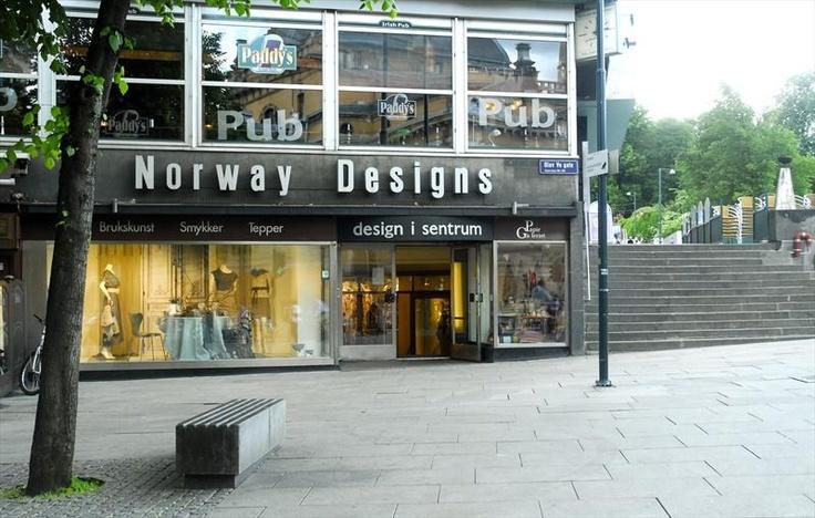 Oslo - shop - Norway Designs