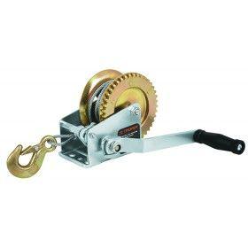 Pinturerías Rex - Malacate con cable 270 Kg y manija Truper - Herramientas manuales - Producto