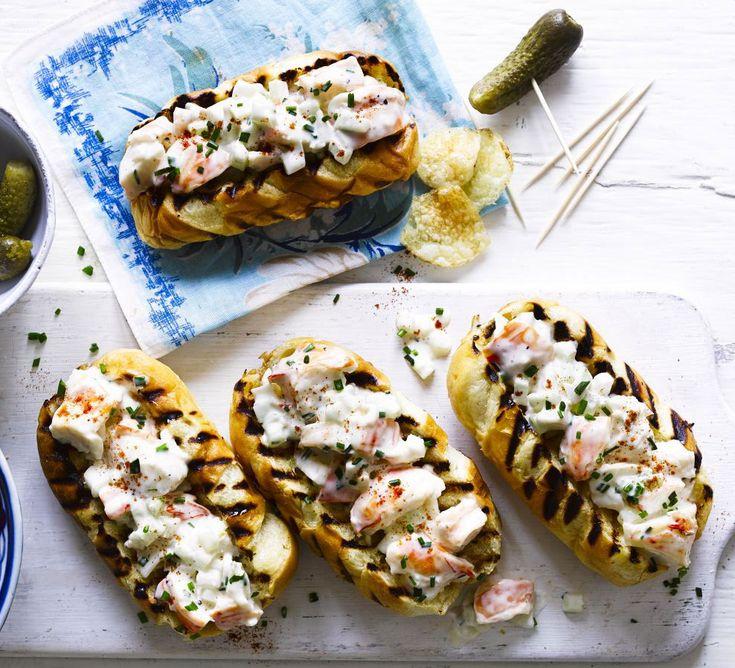 Hot Dog Buns Recipe Bbc