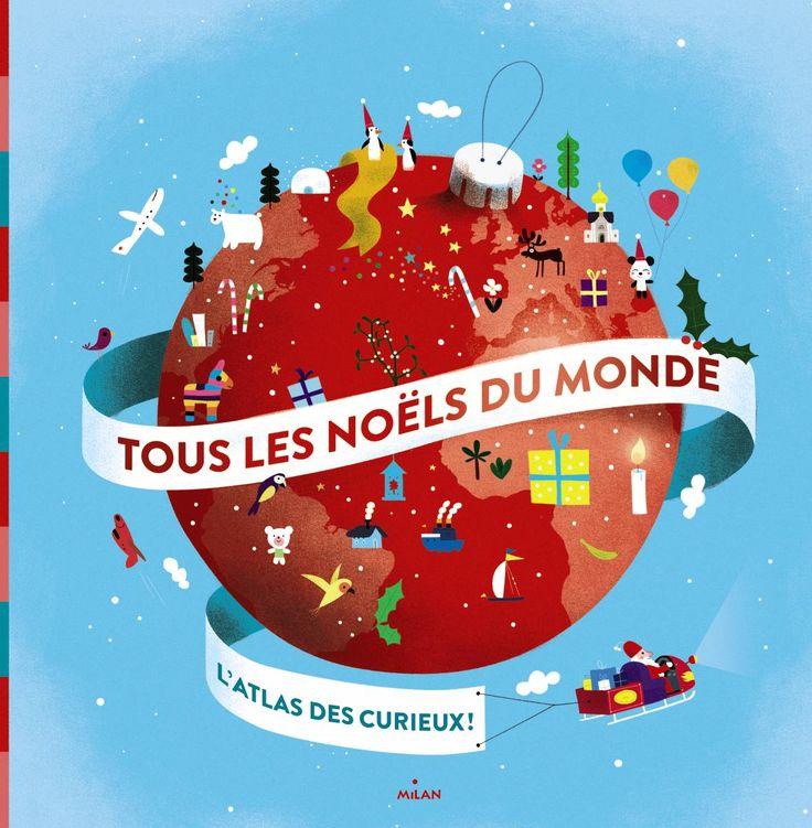Voici un magnifique album pour découvrir les ambiances et les traditions de Noël partout dans le monde. Une balade exotique et magique pour un moment fort de l'année des enfants de 1er et 2e cycle.