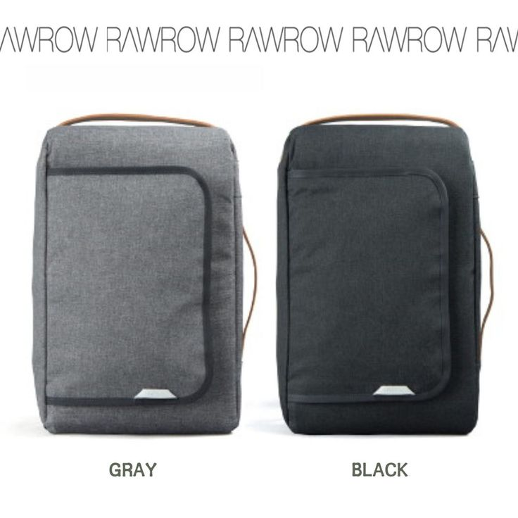 RAWROW Men's Most Canvas Backpack Rucksack Laptop Shoulder Hiking School Bag #RAWROW #Backpack