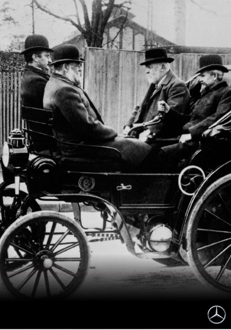 As business partner and kindred spirit to Gottlieb Daimler, Wilhelm Maybach provided input that was a determining factor in the development of the automobile at Mercedes-Benz.