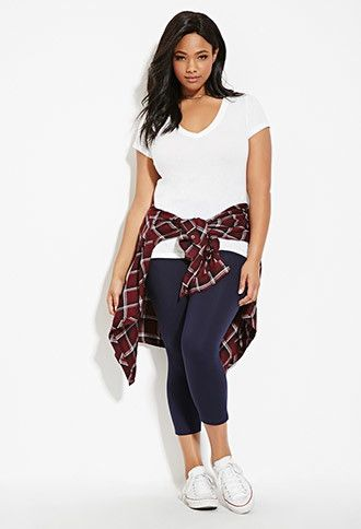 Leggings Plus Size Forever 21 Plus Size Legging
