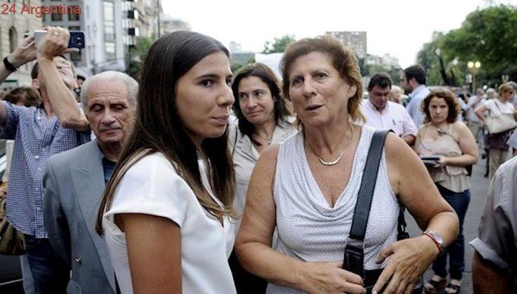 La madre de Nisman pidió imputar a Lagomarsino por homicidio agravado