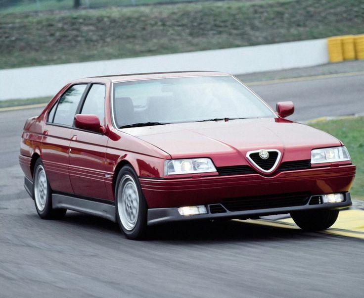 Alfa Romeo Alfa 164 Q4