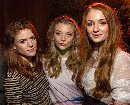 The Beautiful Women Of Game Of Thrones