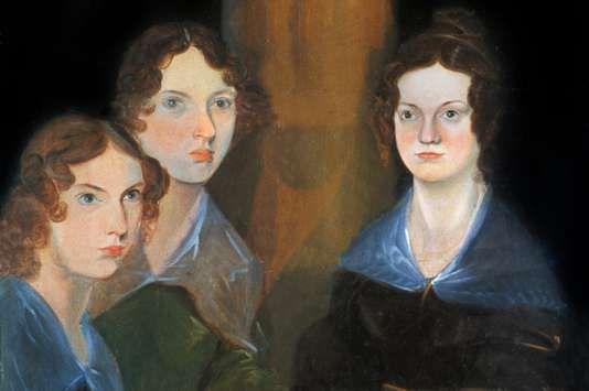 NATIONAL PORTRAIT GALLERY, LONDRES/COSTA/LEEMAGE - La correspondance choisie des sœurs écrivaines, Charlotte («Jane Eyre»), Emily («Les Hauts de Hurlevent») et Anne («Agnès Grey»), de leur père et de leur frère, enfin traduite, fascine. La romancière Christine Jordis l'a lue.