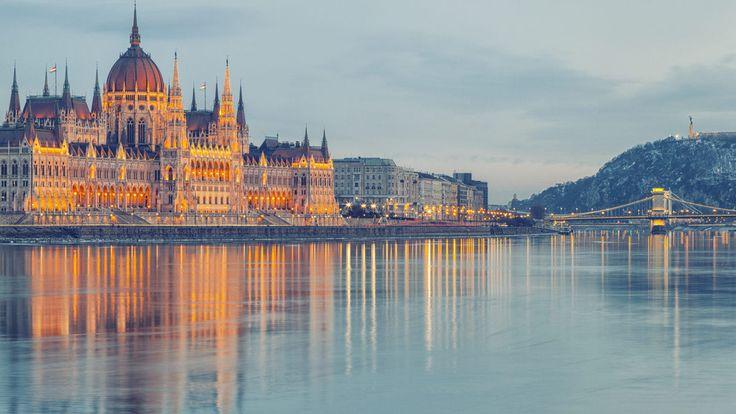 Budapešť: Město nejstylovějších kaváren