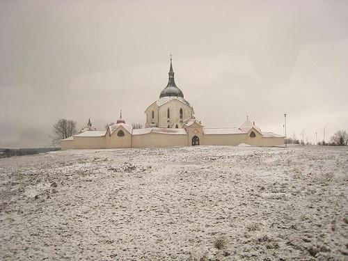 Zelena Hora,Czech Republic