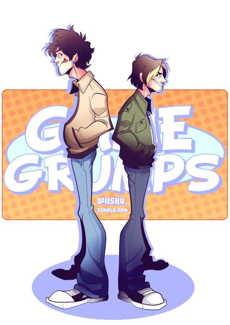 281 best GameGrumps~ images on Pinterest | Danny o'donoghue ...