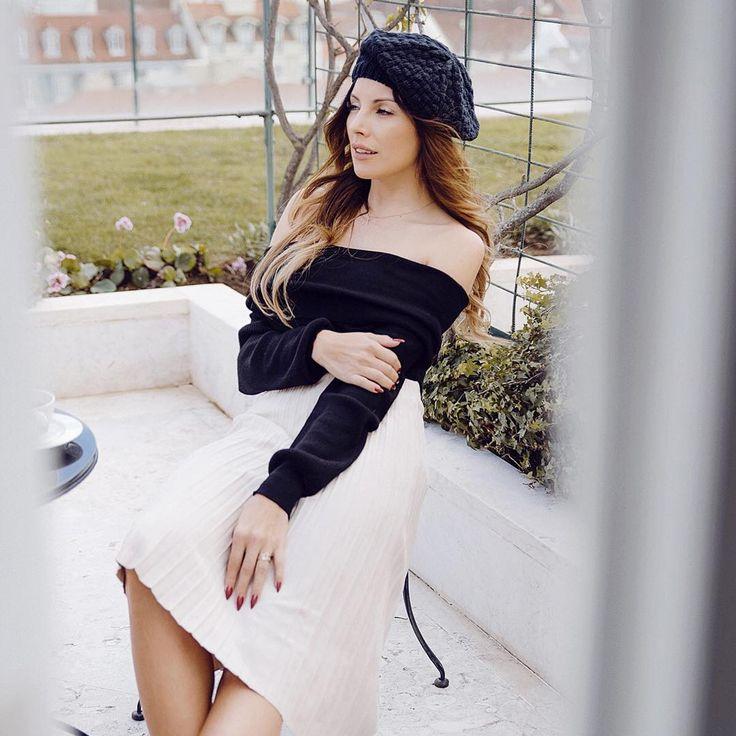Me emocione con las fotos del estilo parisino no? Jajaajaj 🤦🏻♀️☺️ #theeverygirl #lovethislook #liketkit #lifebyma #fashionma