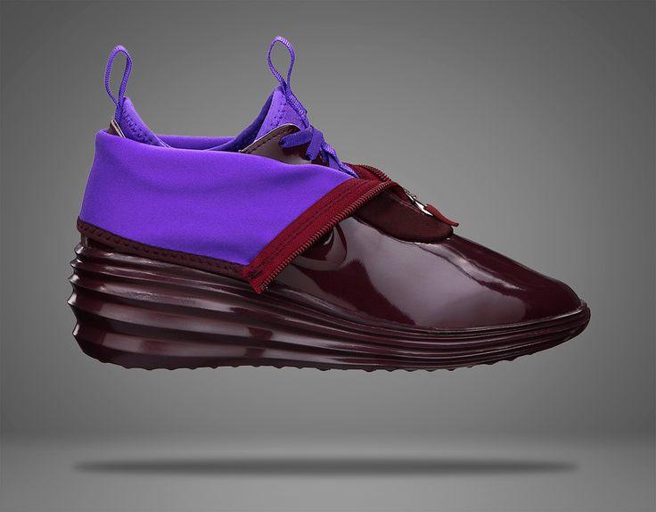 Nike Ciel Lunarelite Vin Bourgogne Salut De Démarrage Sneaker Footaction pas cher Manchester pas cher achat vente usfqID