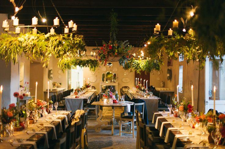 TABLE ARRANGEMENTS - Jenni Elizabeth_Roodezand_wedding