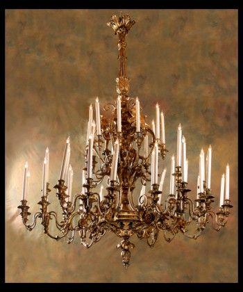 19th Century Italian Chandelier