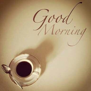Good morning People