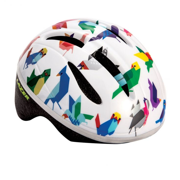 Lazer baby/toddler bike helmet - Bob Birds | Cyclechic | Cyclechic