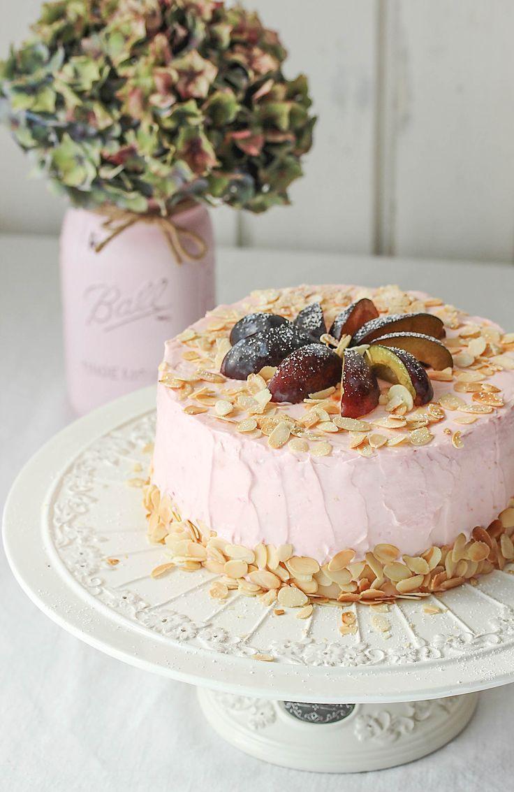 Zwetschgen Mandel-Torte   Sweet Dreams Blog